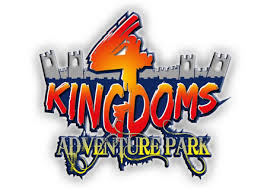 Four Kingdoms Adventure Park Logo Commercial Services